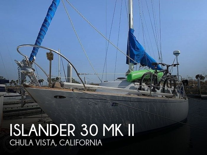 1971 Islander Sailboats 30 MK II Photo 1 of 20