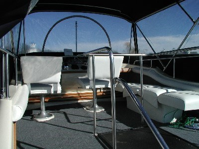 1988 Mainship 36 Double Cabin Photo 3 of 17