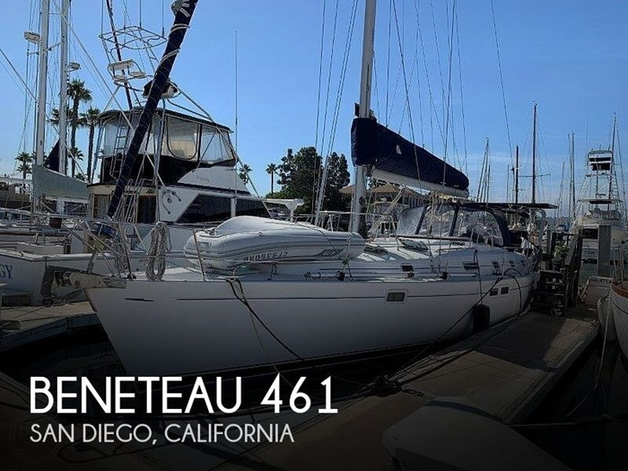1997 Beneteau Oceanis 461 Photo 1 sur 20