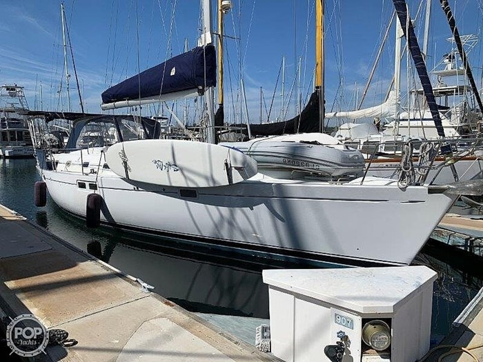 1997 Beneteau Oceanis 461 Photo 18 sur 20