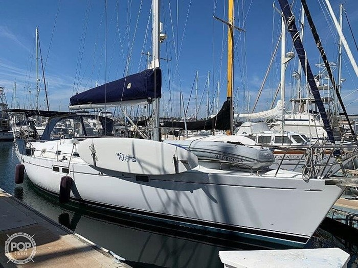 1997 Beneteau Oceanis 461 Photo 19 sur 20