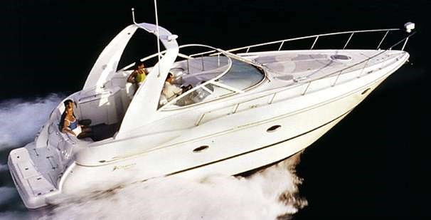 2000 Cruisers Yachts 3672 Express Photo 8 sur 16