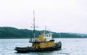 1954 Ex US Army Harbor Tug - NEW PRICE! Photo 1 sur 19