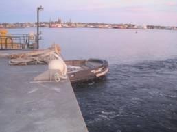 1954 Ex US Army Harbor Tug - NEW PRICE! Photo 4 sur 19