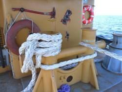 1954 Ex US Army Harbor Tug - NEW PRICE! Photo 8 sur 19