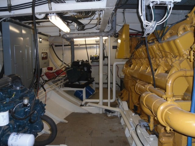 1954 Ex US Army Harbor Tug - NEW PRICE! Photo 9 sur 19