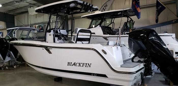 2020 Blackfin 212CC Center Console Photo 1 sur 27