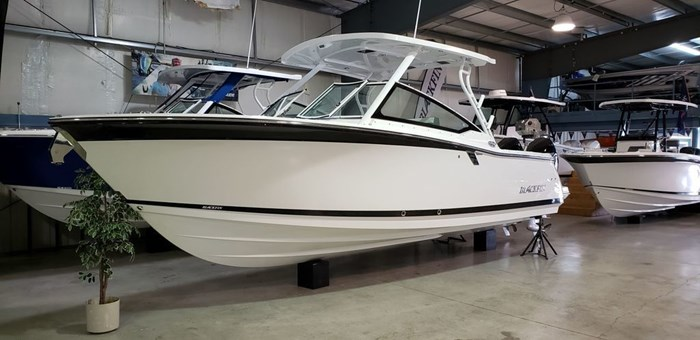 2020 Blackfin 272DC Dual Console Photo 1 sur 38