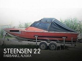 1992 Steensen 22 Photo 1 sur 11