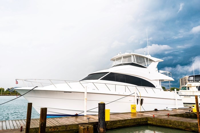 2011 Hattaras 60 MOTORYACHT Photo 1 of 9