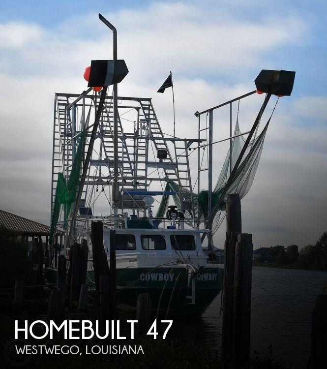 2017 Homebuilt 47 Shrimping Skiff Photo 1 of 20