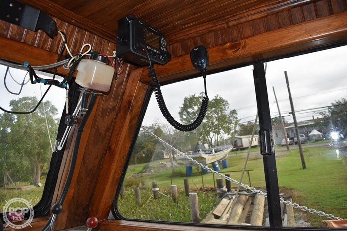 2017 Homebuilt 47 Shrimping Skiff Photo 18 of 20