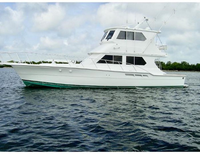 2005 Ricker Custom Sportfish Photo 2 sur 73
