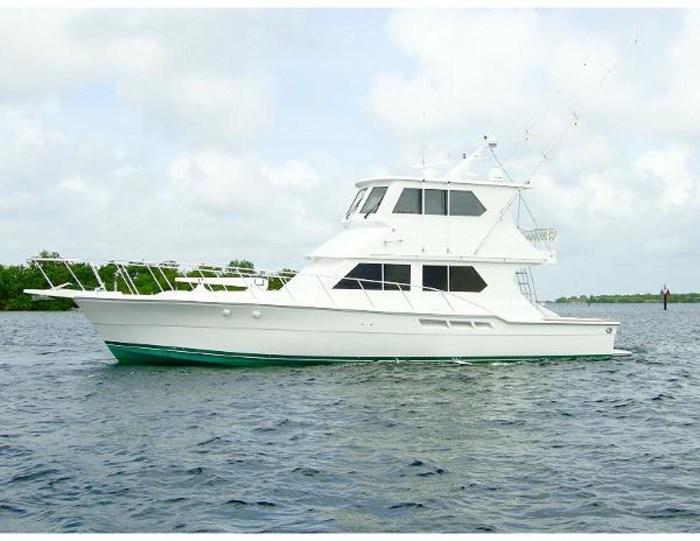 2005 Ricker Custom Sportfish Photo 4 sur 73