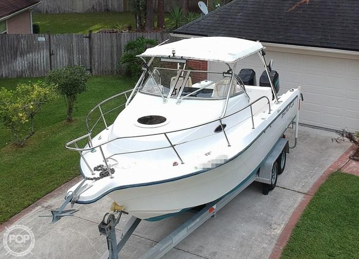 2002 Sea Fox 257WA Photo 11 sur 20