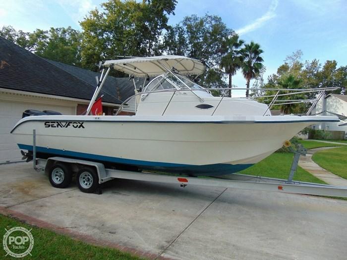2002 Sea Fox 257WA Photo 2 sur 20