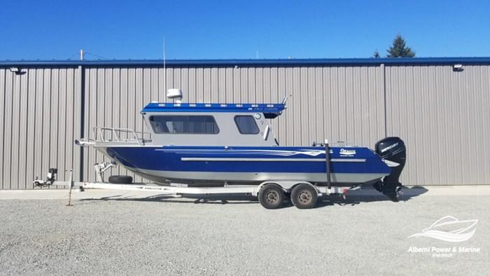 2017 RH Boats 26 Pro Cuddy SeaHawk Series Photo 2 of 43