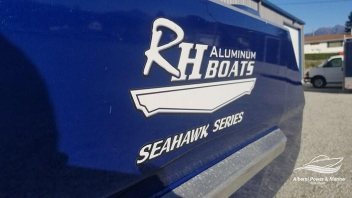 2017 RH Boats 26 Pro Cuddy SeaHawk Series Photo 5 of 43