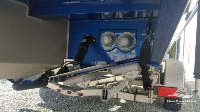 2017 RH Boats 26 Pro Cuddy SeaHawk Series Photo 17 of 43