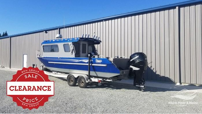 2017 RH Boats 26 Pro Cuddy SeaHawk Series Photo 1 of 43