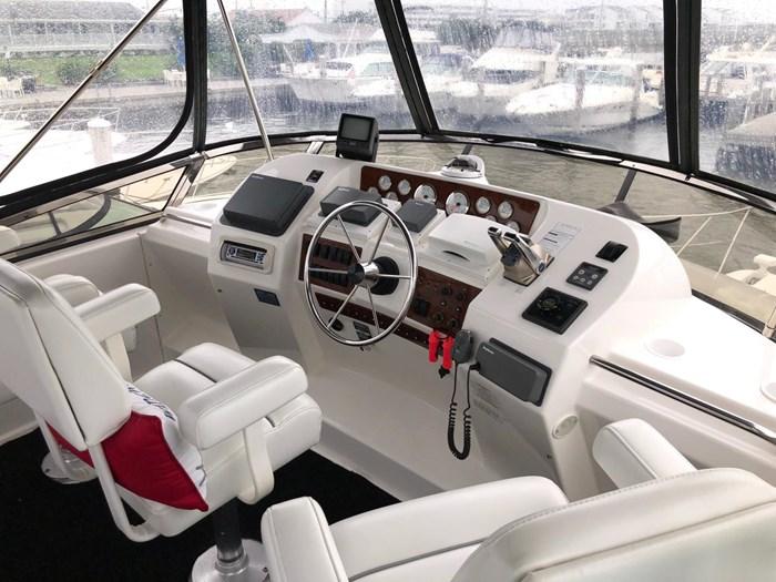 1999 Silverton 453 Motor Yacht Photo 11 sur 28