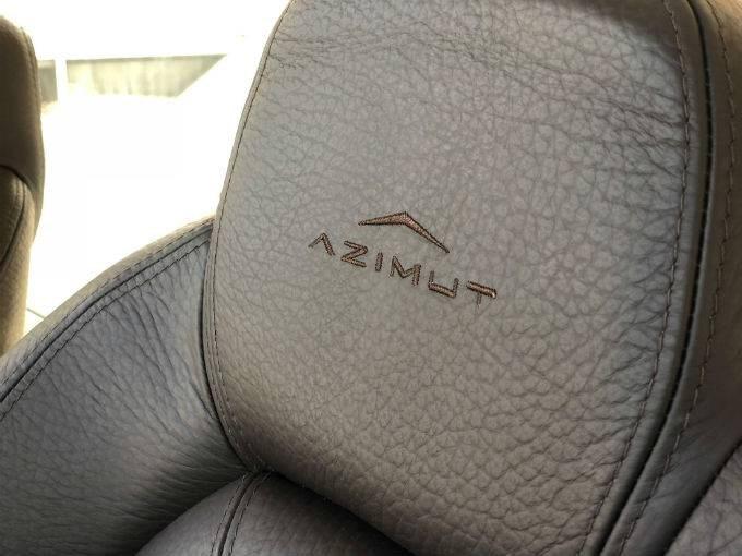 2019 AZIMUT 60 FLYBRIDGE Photo 13 sur 66