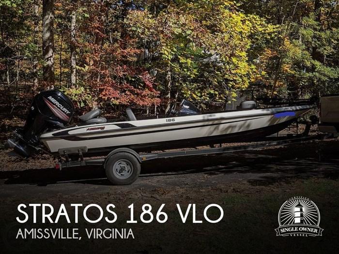 2015 Stratos 186 VLO Photo 1 sur 20