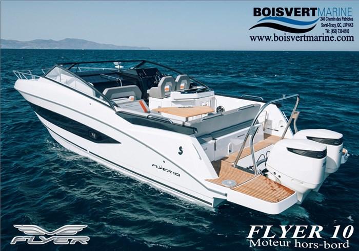 2021 Beneteau FLYER 10 (32) Photo 1 of 23