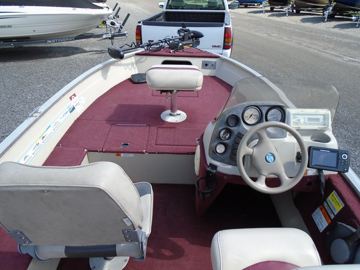 2001 Lowe 165 SeaNymph for Sale – US599 Photo 2 of 15