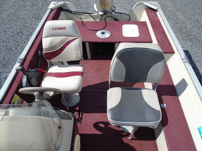 2001 Lowe 165 SeaNymph for Sale – US599 Photo 9 of 15