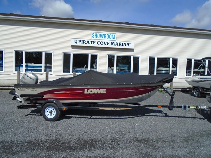 2001 Lowe 165 SeaNymph for Sale – US599 Photo 14 of 15