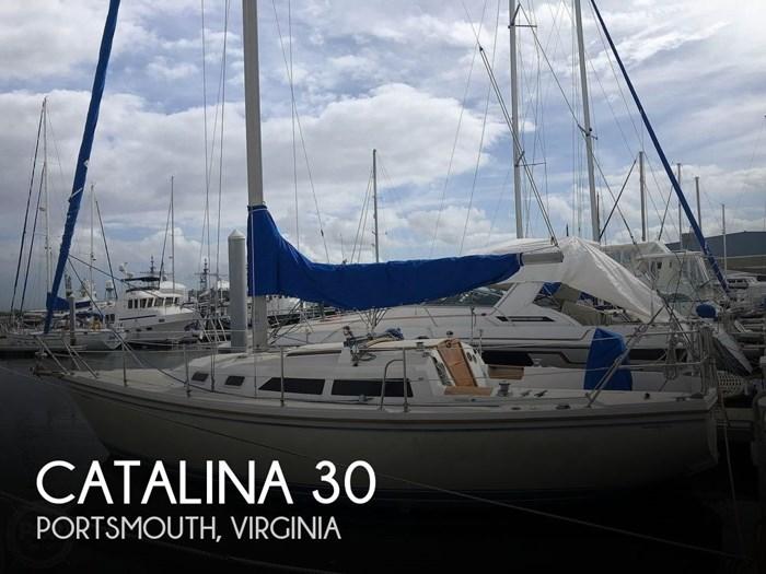 1988 Catalina 30 MKII Tall Rig Photo 1 sur 20
