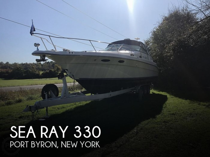 1995 Sea Ray 330 Sundancer Photo 1 sur 20