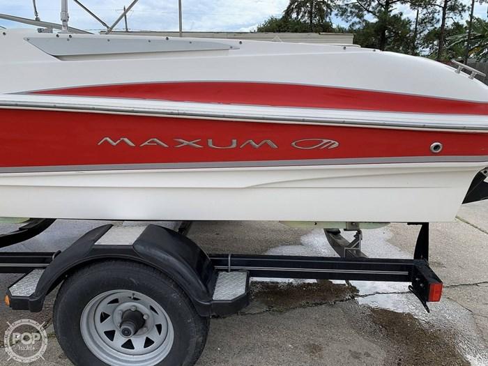 2008 Maxum 2000 SR3 Photo 13 of 20