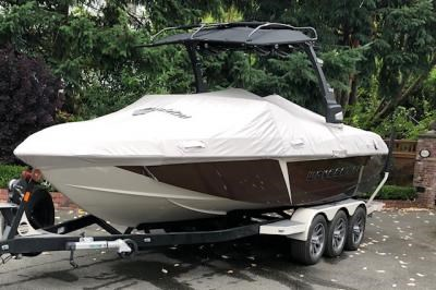 2016 Malibu Wakesetter 25LSV Photo 2 of 13