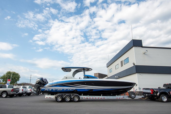 2020 Mystic Powerboats M3800 Photo 20 of 20
