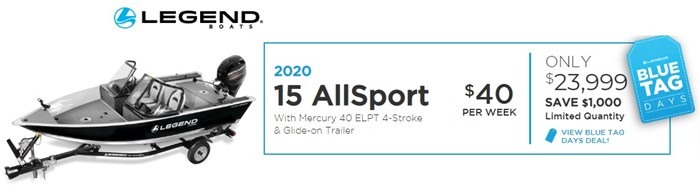 2020 LEGEND 15 AllSport Photo 2 sur 5