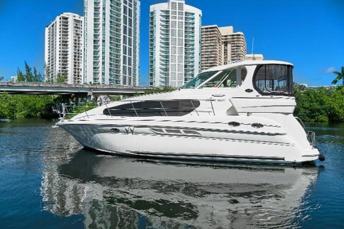 2006 Sea Ray 40 Motor Yacht Photo 1 of 43