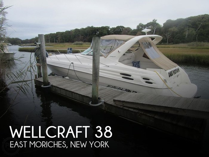 2002 Wellcraft 38 Excalibur Photo 1 of 20