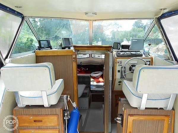 1983 Skipjack 25 Cabin Cruiser Photo 5 of 20