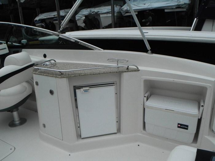 2010 Monterey 254 FSX Cuddy Photo 15 of 32