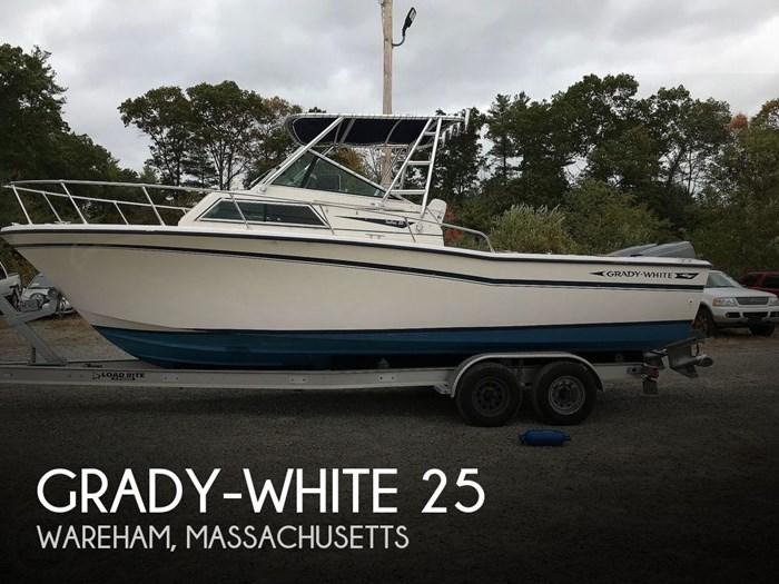 1984 Grady-White 25 Sailfish WA Photo 1 sur 20