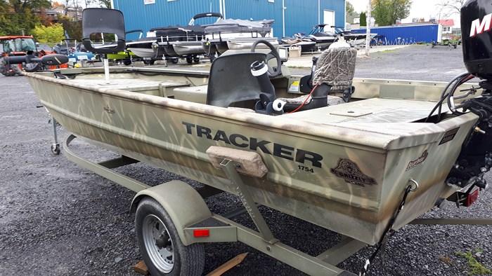 2010 Tracker Grizzly 1754 60 Mercury 4 stroke EFI Custom Bun... Photo 4 of 14