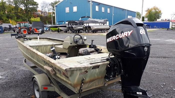 2010 Tracker Grizzly 1754 60 Mercury 4 stroke EFI Custom Bun... Photo 7 of 14