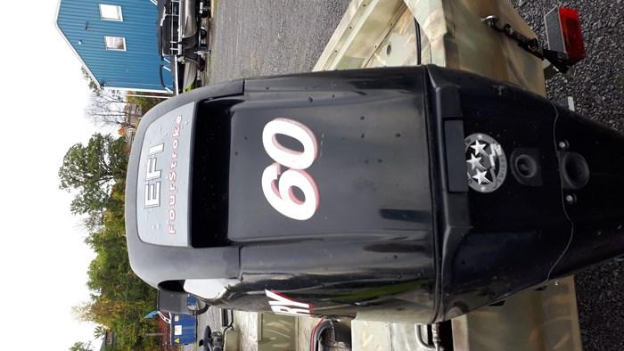 2010 Tracker Grizzly 1754 60 Mercury 4 stroke EFI Custom Bun... Photo 8 of 14