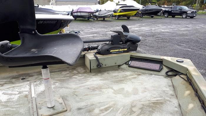 2010 Tracker Grizzly 1754 60 Mercury 4 stroke EFI Custom Bun... Photo 14 of 14