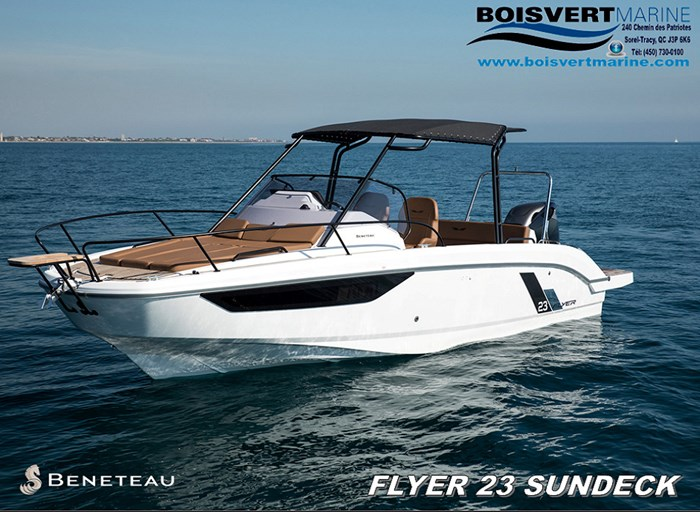 2020 Beneteau FLYER 23 sundeck Photo 1 of 11
