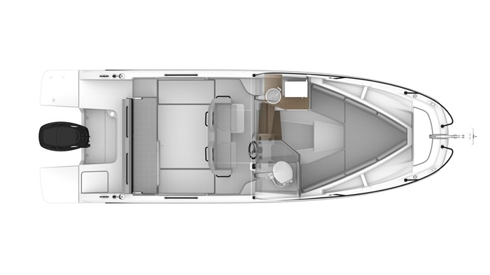 2020 Beneteau FLYER 23 sundeck Photo 4 of 11