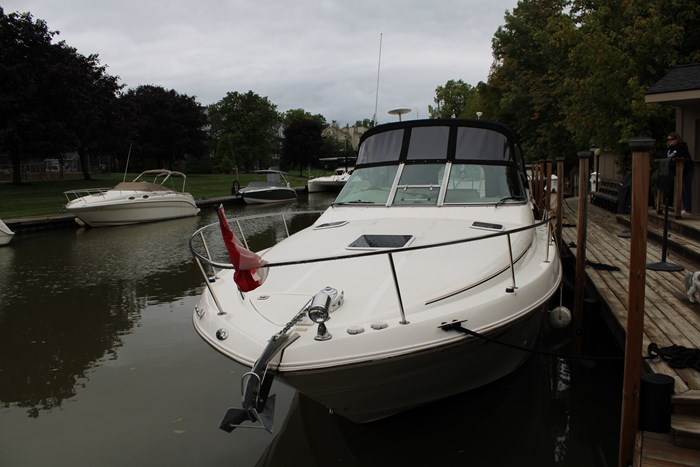 2000 Sea Ray 310 Sundancer Photo 9 of 46