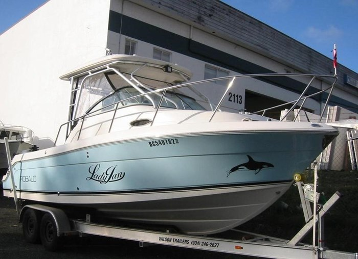 2006 Robalo R245 HT Photo 1 of 13